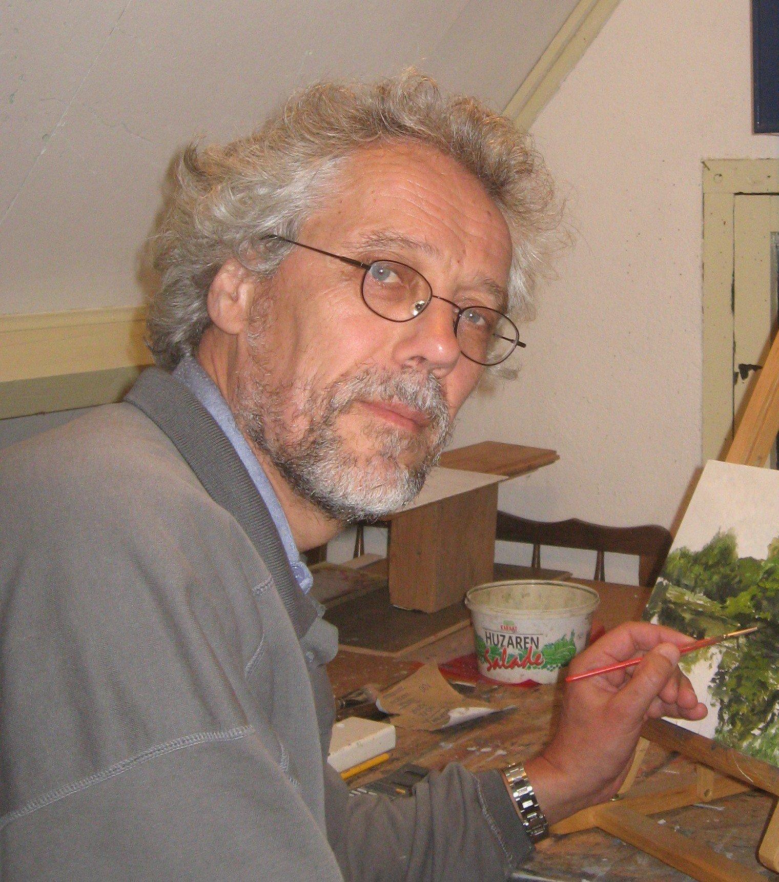 Piet van der Zee - schilder